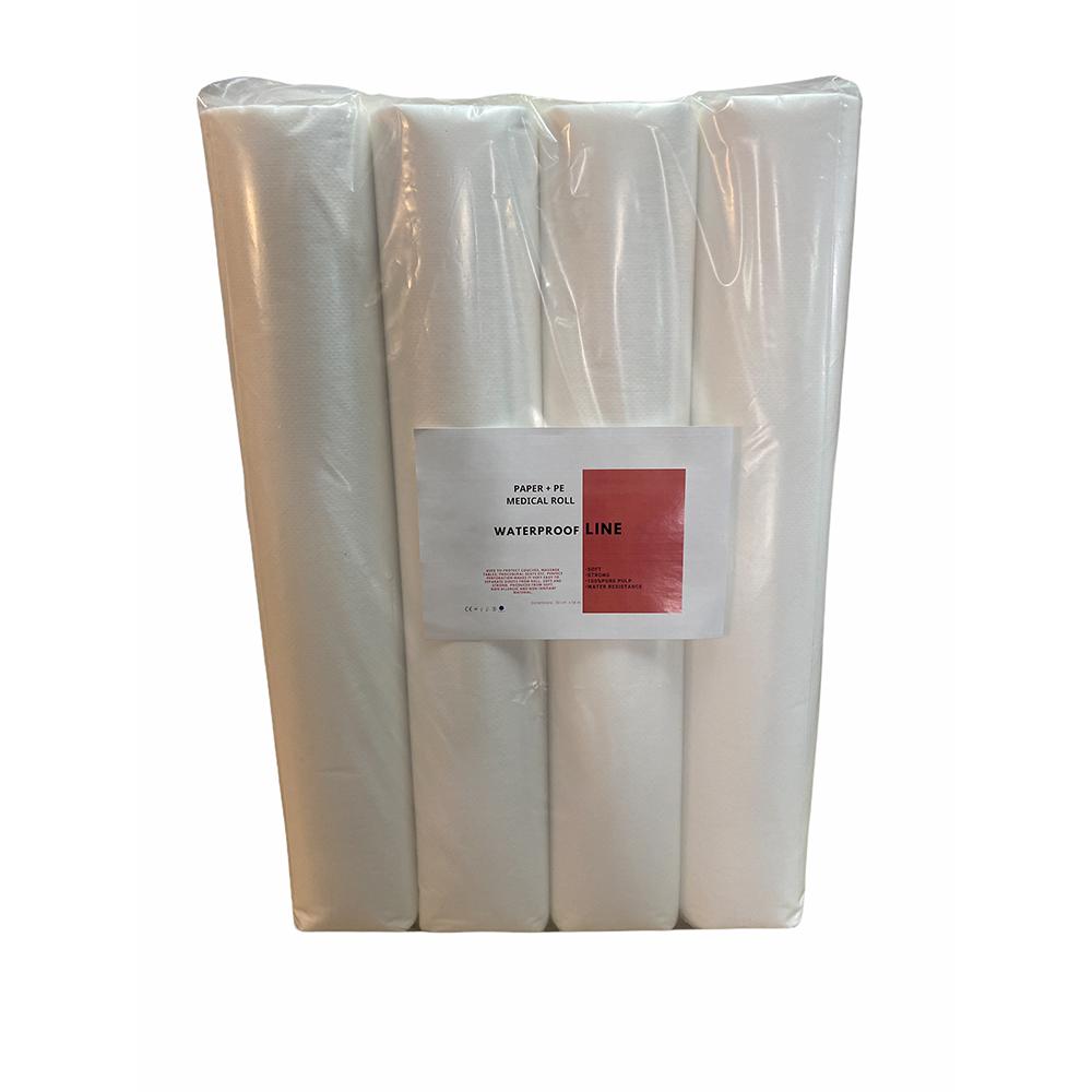 paper+foil medical rolls