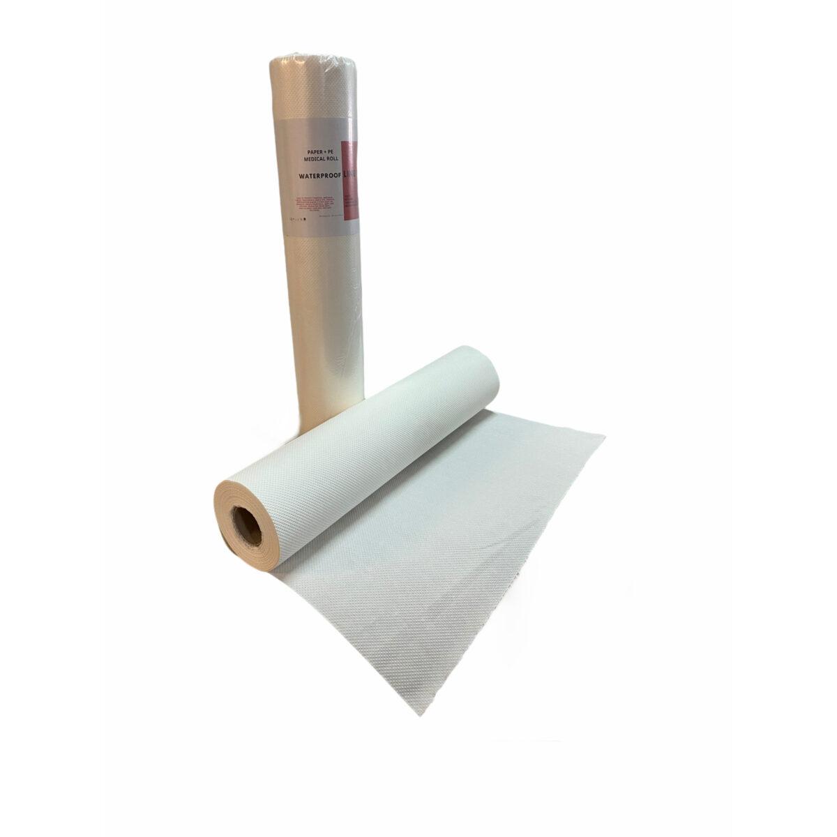paper+foil medical roll