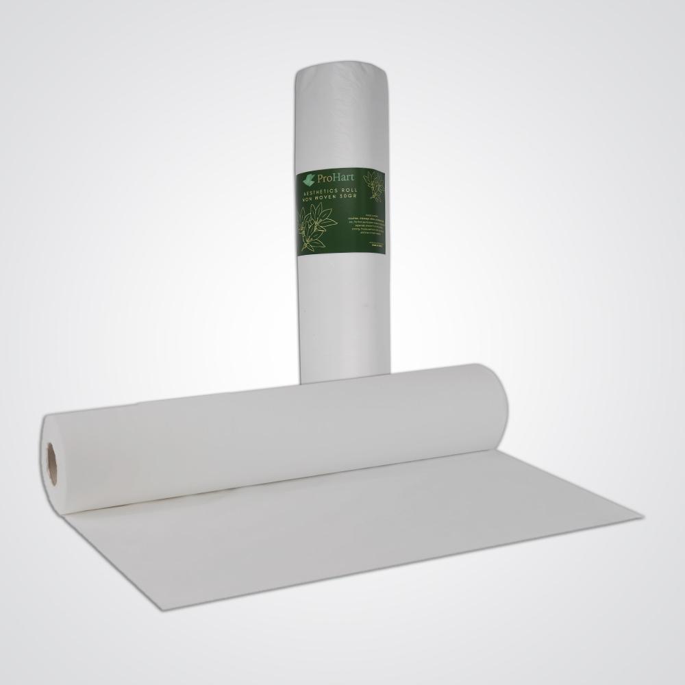 Ρολό Αισθητικής Non Woven Λευκό 30 gr 60 cm x 50 m