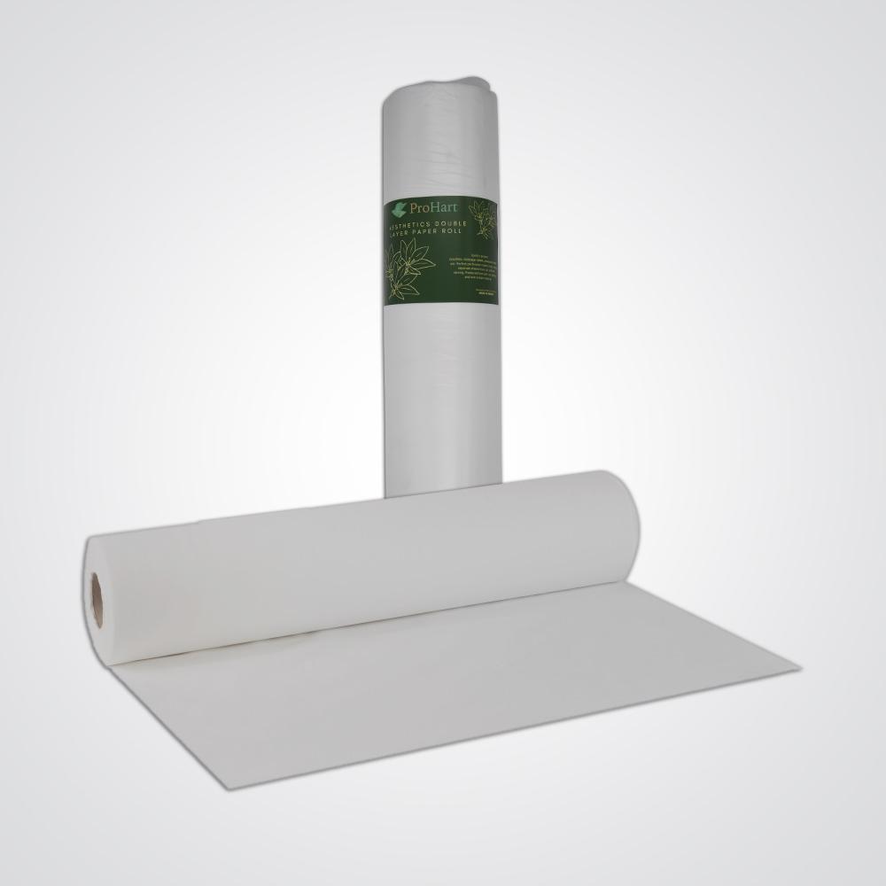 Ρολό Αισθητικής Χαρτί + Χαρτί