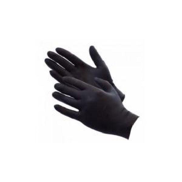 Γάντια μιας Χρήσης Νιτριλίου Extra Αντοχής 100 Τεμαχίων Μεγέθη S, M , L , XL