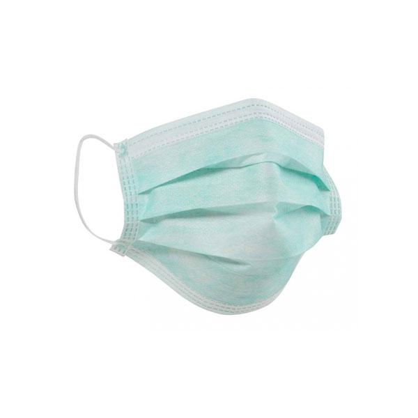 Μάσκα μιας Χρήσης 3-Φυλλη