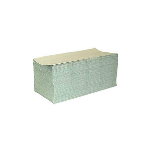 Χειροπετσέτες Β' Πράσινες 5000 Φύλλα